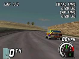 Speel als verschillende snelle auto's, maar niet als de mannen van Top Gear.