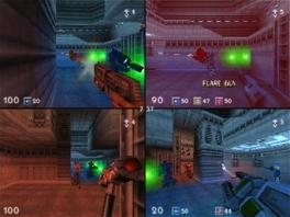 Dit is één van de eerste games waarin je het daadwerkelijke verhaal in multiplayer kan spelen.