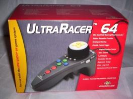 De originele verpakking van de UltraRacer 64.