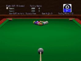 Voor een Nintendo 64-game is dit spel behoorlijk realistisch!