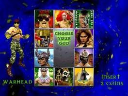 Speel als verschillende goden, allemaal speciaal voor dit spel ontworpen!