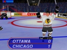 Speel als All-Starteams uit allerlei Amerikaanse en Canadese steden!