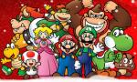 Afbeelding voor Het Mario team wenst jullie...