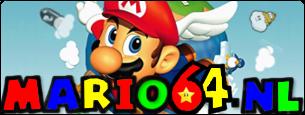Logo Mario 64