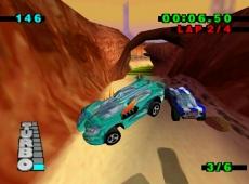 Review Hot Wheels Turbo Racing: Kijk, dan hebben die balletlessen toch nut gehad.