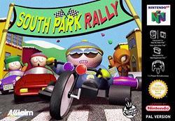 South Park Rally, voor de Nintendo 64