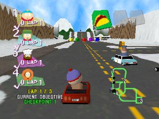South Park Rally (Portable)