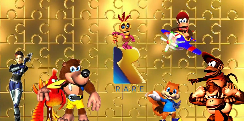 Rare-ware games