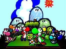 Yoshi's Story, voor de Nintendo 64